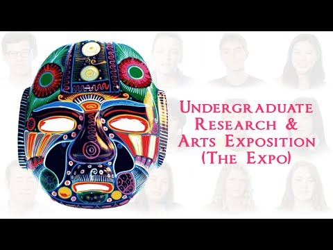 Undergraduate Research and Arts Exposition