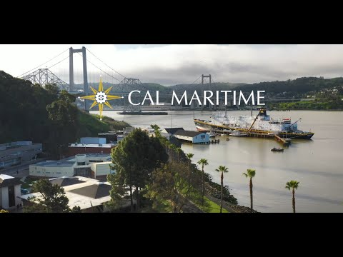 Campus Virtual Tour   Cal Maritime