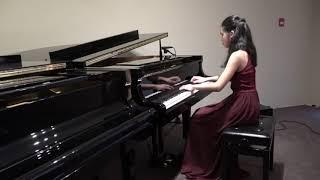 Serenade Op.53 No.5 by Ernst Haberbier RCM Level 10 Etude    Kyra Wang