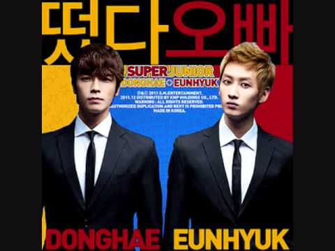 Super Junior (+) 떴다 오빠 (Oppa, Oppa) [동해&은혁]