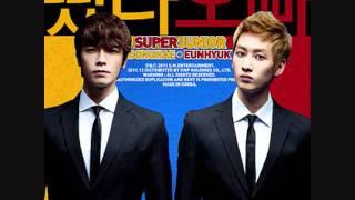 슈퍼주니어 (동해 & 은혁) Super Junior (Donghae & Eunhyuk)'s digital...