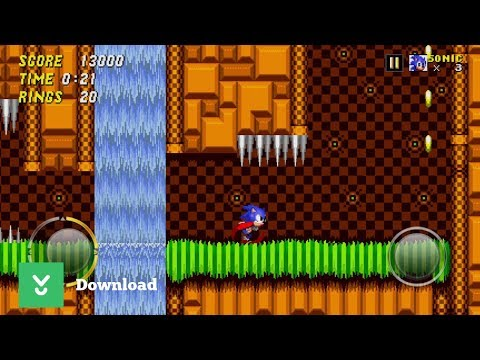 Sonic The Hedgehog 2 Classic - relive the Sega Genesis action classic on your phone thumbnail