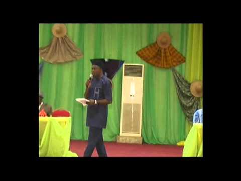 Nigerian Law School, Niger Delta Cultural Day 2015. Part 3