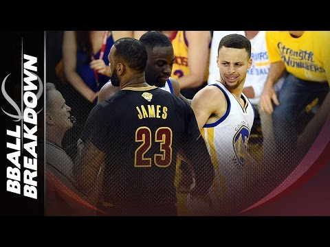 What Happened To Steph Curry In The NBA Finals