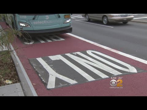 New Commuter Bus Lane In Queens Turns Into Traffic Nightmare