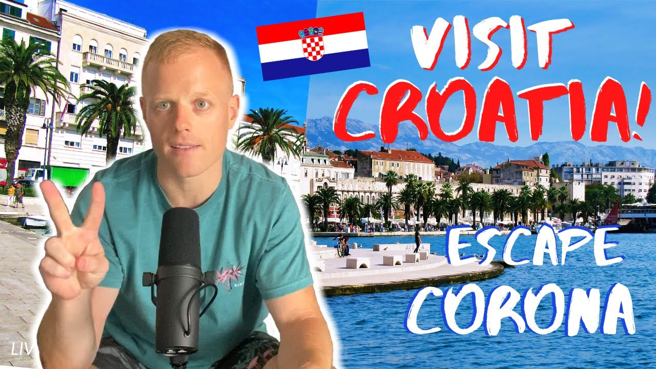 How to Travel to Croatia ?? from the US right now (escaping Corona lockdown!)