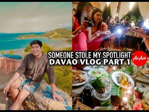 FLYING TO DAVAO WITH AIR ASIA / DAVAO TRAVEL VLOG PART 1(Philippines) Christian Layese