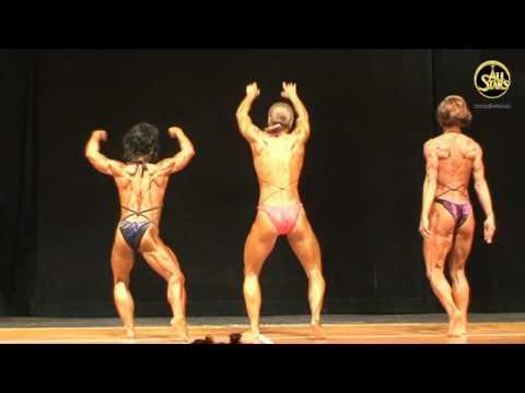 Frauen I, Bodybuilding -55 kg, Finale