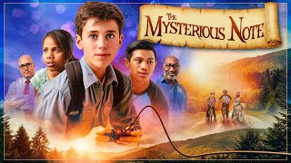 The Mysterious Note (2019)   Full Movie   Alex Aguilera   Natasha Diaz-Potter   Peter Tumangday