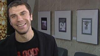 Лучший футболист Беларуси 2013 года -- Тимофей Калачёв