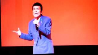 平成24年10月10日、八王子オリンパスホール歌謡音楽祭チャンピオン大会...