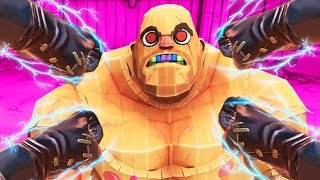 Punching Gladiators Super Fast! Slow Motion Mode! - Gorn Gameplay - VR HTC Vive Pro