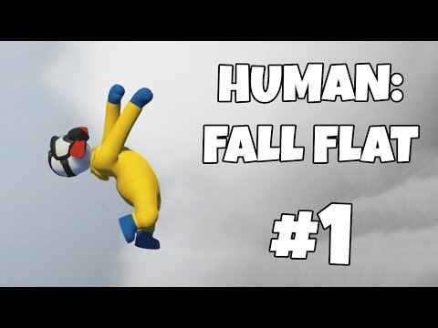 ERIKOISET KONTROLLIT - Human: Fall Flat | #1