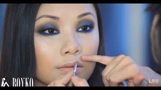 видео Все основные принципы красивого вечернего макияжа