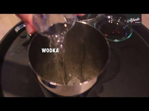 Receptvideo koffiecocktails Alfredo