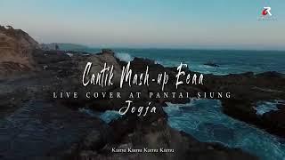 Download CANTIK KAHITNA MASH - UP EEEAA CJR ACOISTIC COVER BY RIZKIRIDHO (LYRIC)