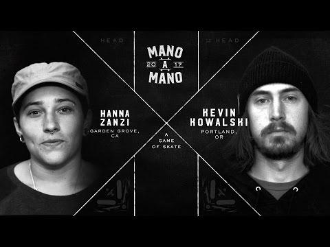 Mano A Mano 2017 - Round 1: Hanna Zanzi vs. Kevin Kowalski