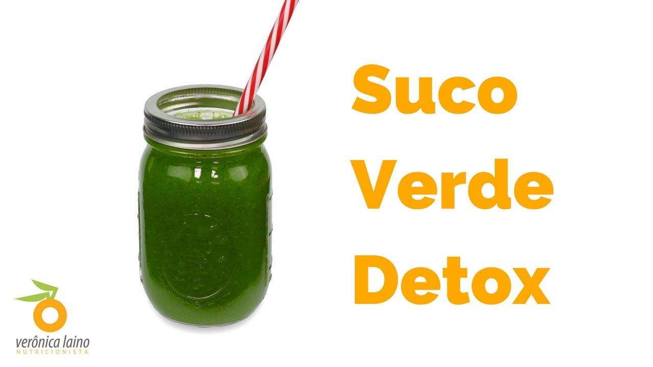 receita de suco detox para emagrecer com couve e abacaxi