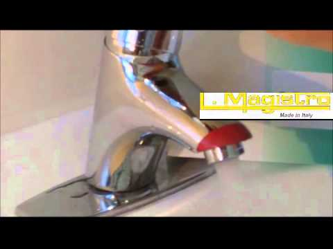 L MAGISTRO S R L Italy Thermosensitive Technology Tap U0026 Mixer