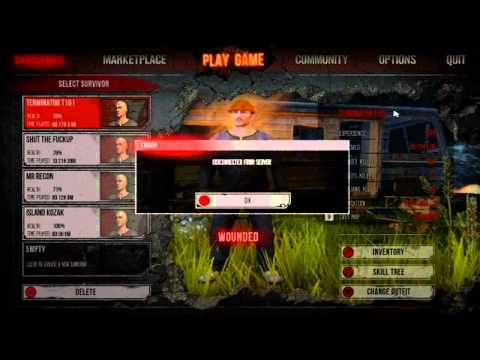 Infestation : Test Server With Michael3D (NEW) Funny !!!
