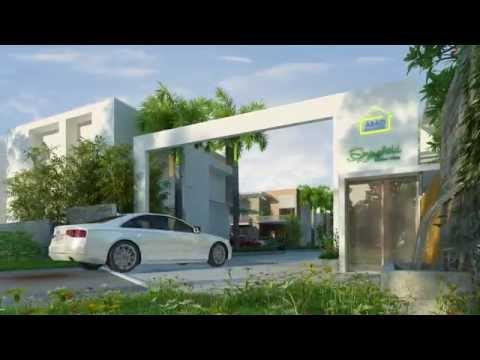 Luxury Villas in Cochin - ABAD Springfield garden Villas Aluva