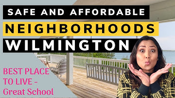 Moving to Wilmington North Carolina, Check This Affordable Places to live! 😱🔑🏡