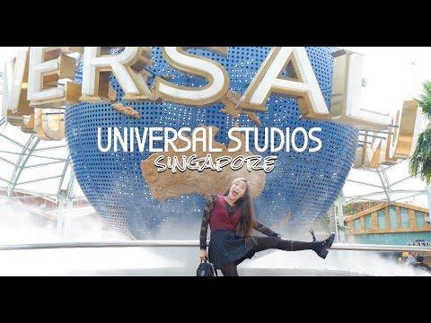 Best Amusement Park in Asia (Universal Studios Singapore) | Ryllah M.