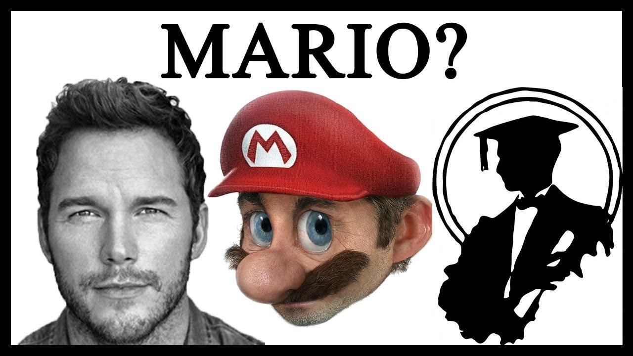 Is Chris Pratt A Bad Choice For The Mario Movie?
