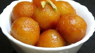 Bread Gulab Jamun Recipe-Instant Gulab Jamun-How To make Perfect Bread Gulab Jamun-Indian Sweets