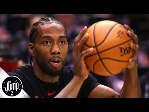 Kawhi Leonard will only sign a 3-year contract: What does it mean for Clippers? | The Jump