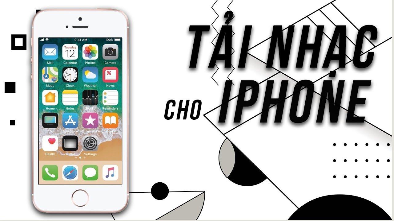 Thủ thuật chép nhạc vào iPhone không cần iTunes