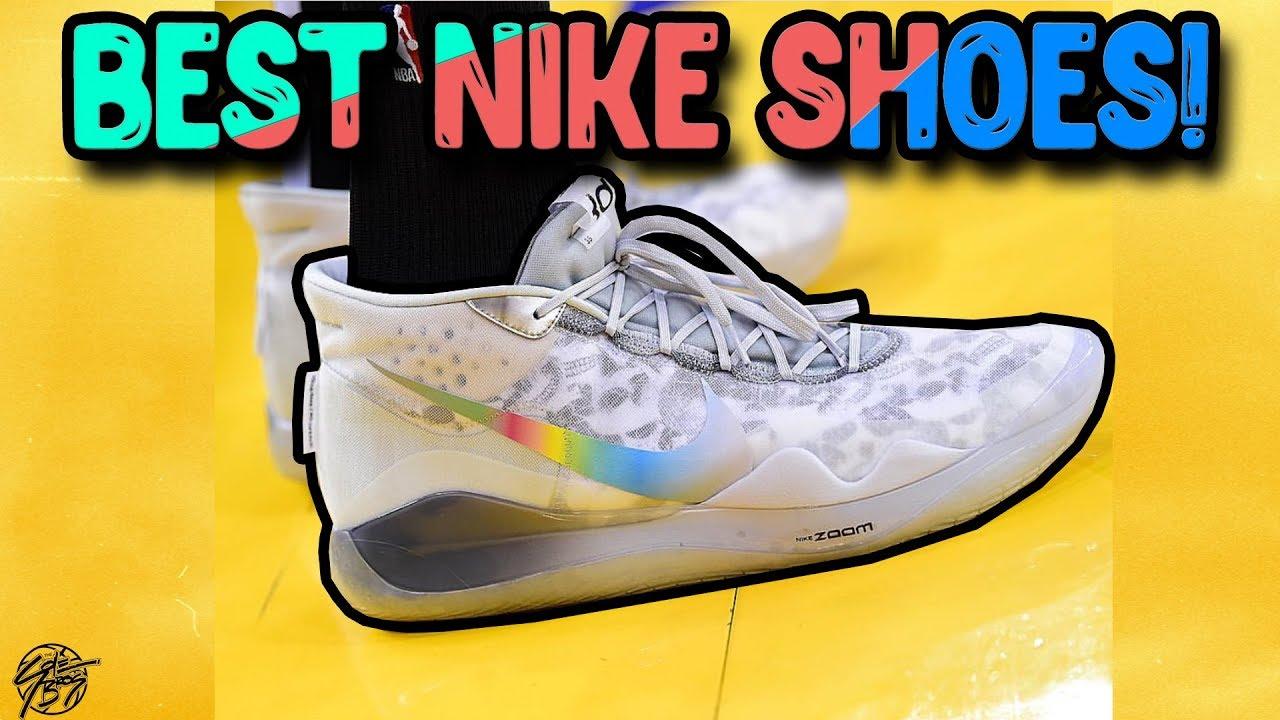 904b104021f Top Nike Basketball Shoes 2019! - YouTube