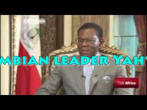 Equatorial Guinea confirms hosting ousted Gambian leader Jammeh