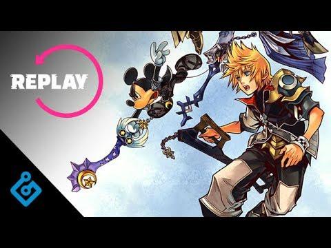 Replay - Kingdom Hearts: Birth By Sleep