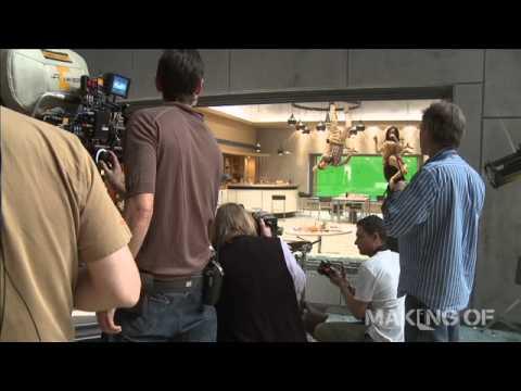 'X-Men: First Class' On-Set Footage