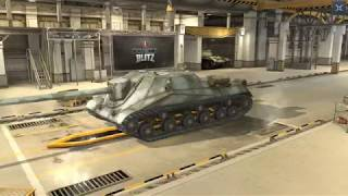 World Of Tanks Blitz Game Play (Obj-704) v4.2.1