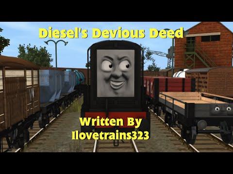 T:TTA - Episode 9 - Diesel's Devious Deed