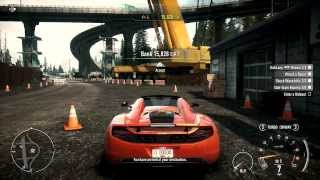 [PS4] Need For Speed: Rivals - Ferrari / Mclaren Spider - Game Session #7