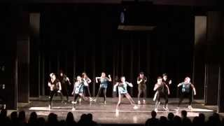 "Triple 8 Dance Company - Flashback: ""dreamers"" - Nicole Sato"