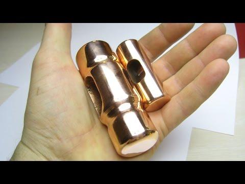 Токарь 13 уровня - Медные молотки - copper hammer