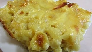 Creamy Cheesy Mac & Cheese
