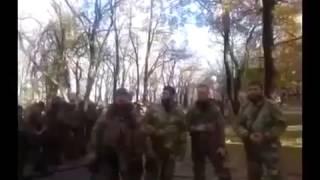 Чеченцы приехали на Донбасс. ДНР ЛНР АТО