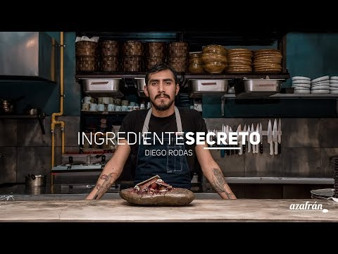 Ingrediente Secreto: Diego Rodas