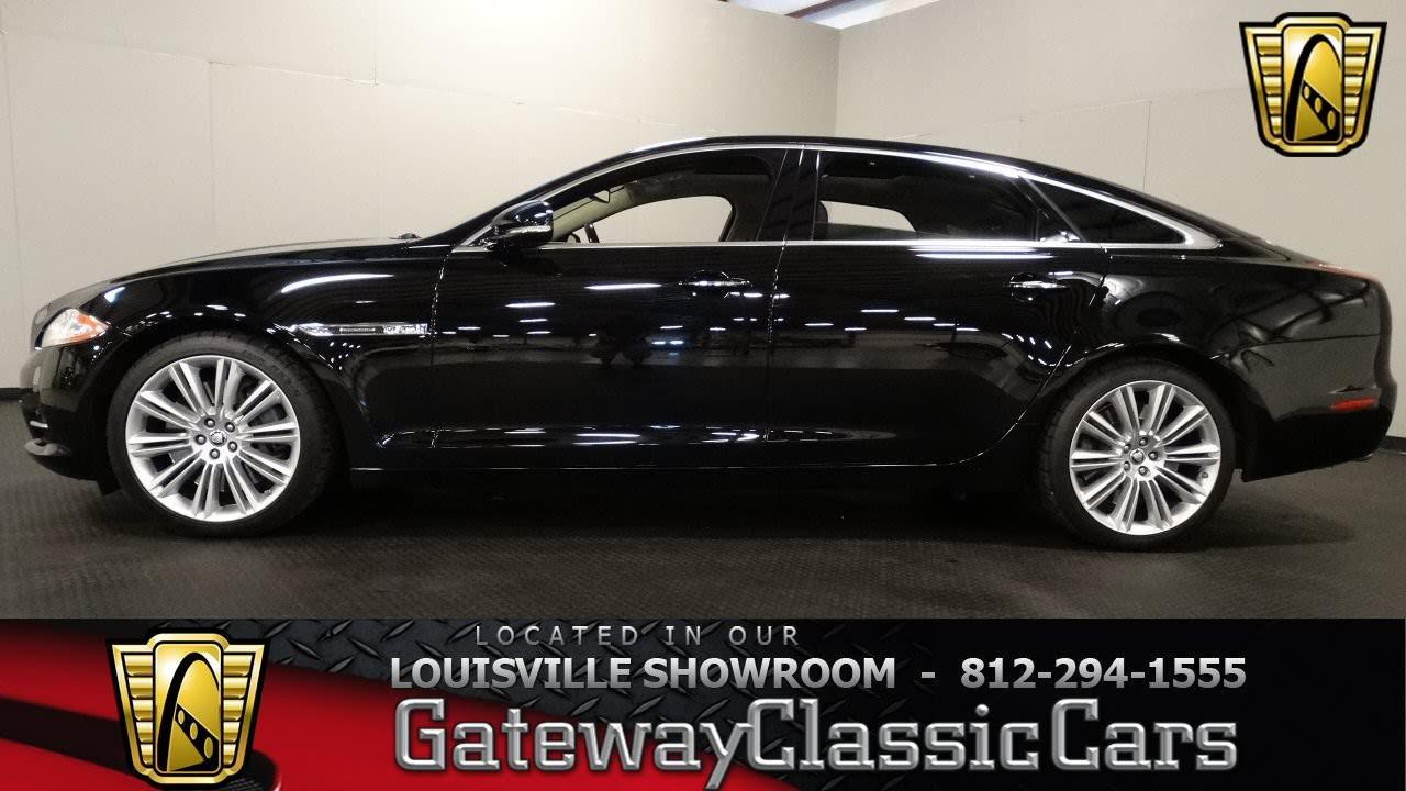 Exceptional 2012 Jaguar XJL   Louisville Showroom   Stock # 1268