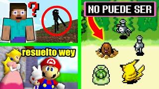 7 Misterios de Videojuegos Resueltos de una vez por Todas (PARTE 3)