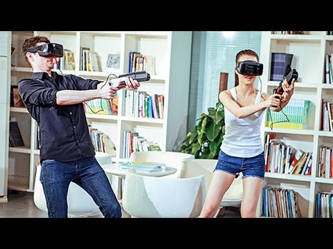 5 Amazing VR Gaming Wearables To Play 3D Holographic Games