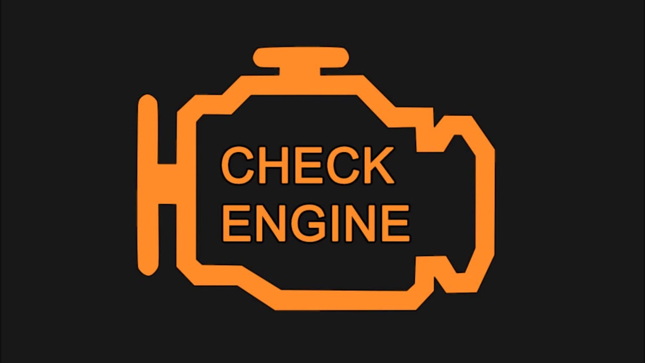 Emission System Check Engine Light On