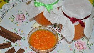 Витаминное варенье из тыквы, лимона и имбиря ♥♥♥ Вкуснятинка  ♥♥♥