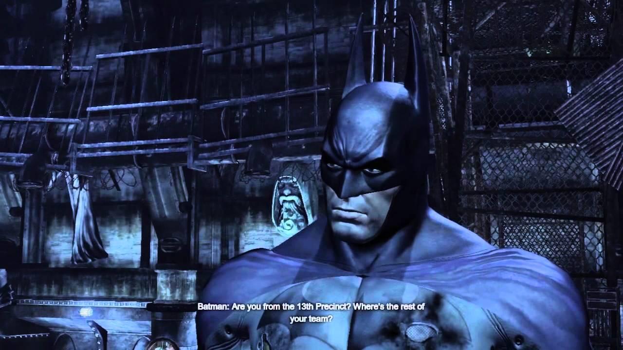 Batman Arkham City - Walkthrough on Hard - Part 12 - YouTube