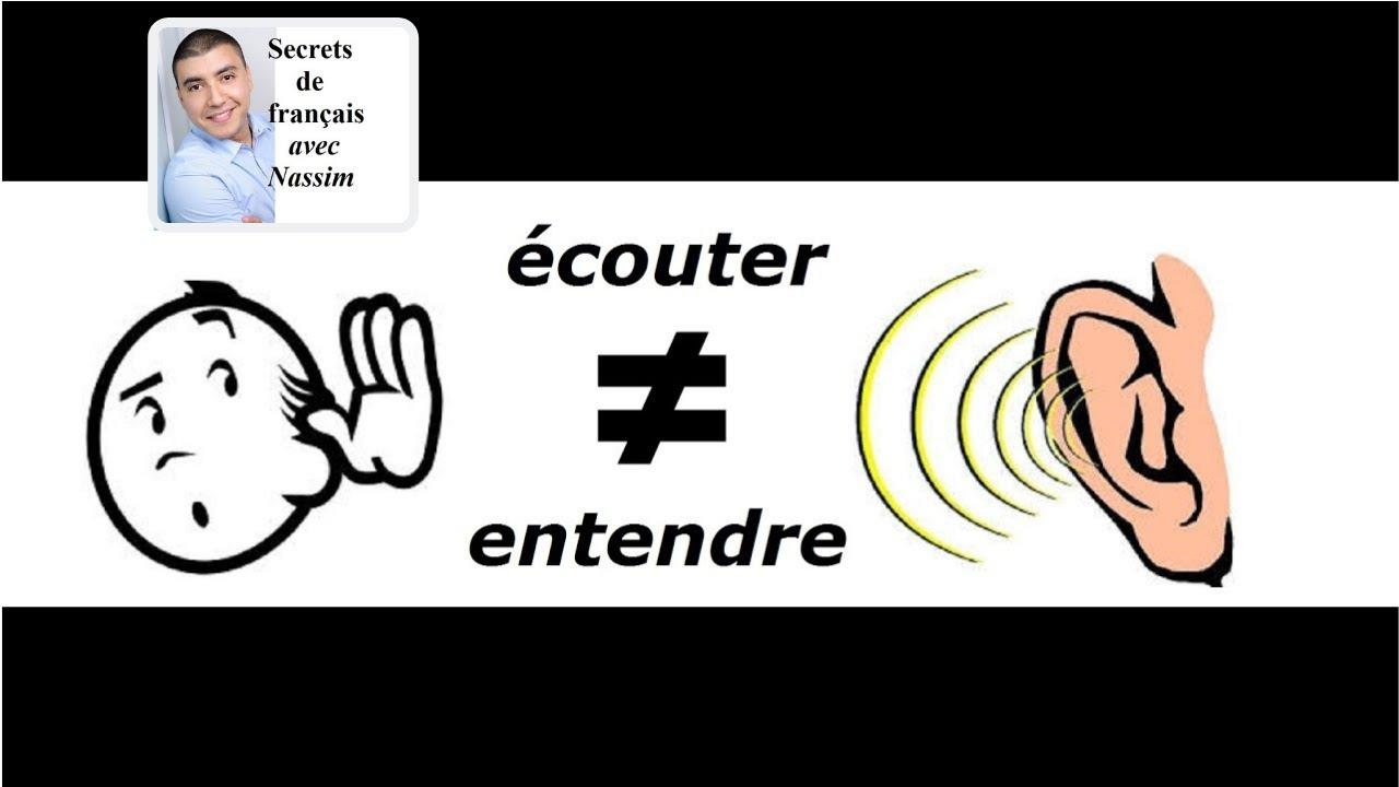 Ecouter Ou Entendre Parlez Francais Avec Nassim